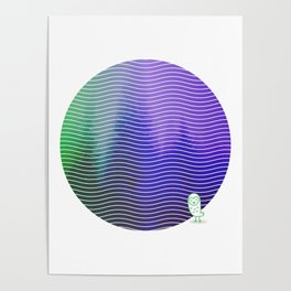 013 OWLY forest Poster