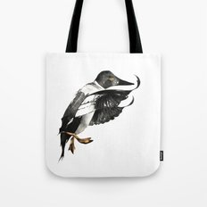 Goldeneye Duck Tote Bag