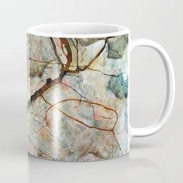 Egon Schiele Winter Tree Coffee Mug
