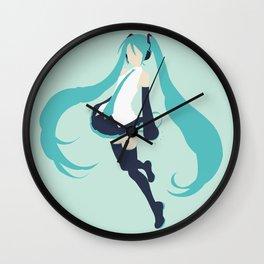 Miku Wall Clock