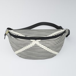 Chisel in Cream Fanny Pack
