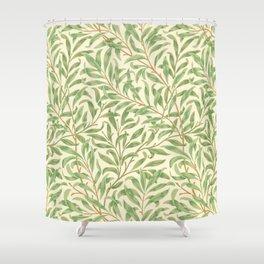 "William Morris ""Willow Bough"" Shower Curtain"