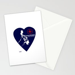 Philippine Support Stationery Cards