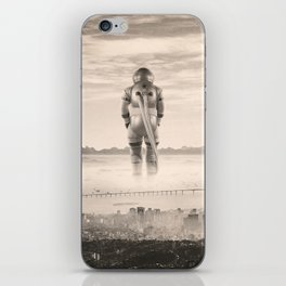 The Unwanted Giant iPhone Skin