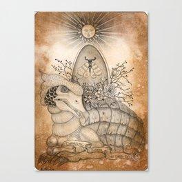 Materia II Canvas Print