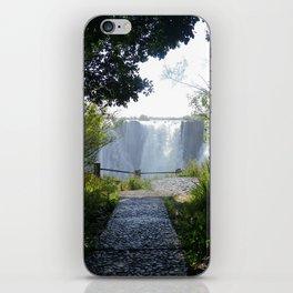 Mosi-oa-Tunya: Serenity iPhone Skin