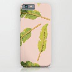 Tropical '17 - Solar [Banana Leaves] iPhone 6s Slim Case