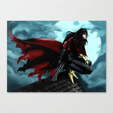 FFVII - Vincent Canvas Print