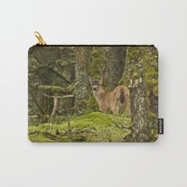 Baby Deer Photography Print Carry-All Pouch