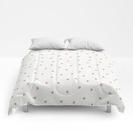 Bubble Gum Hedgehog Comforters