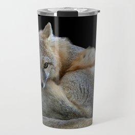 Eyes of the Fox Travel Mug