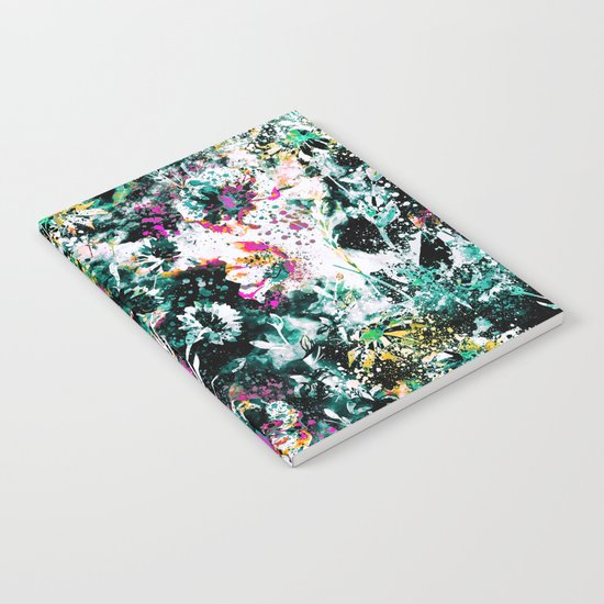 Space Garden III Notebook