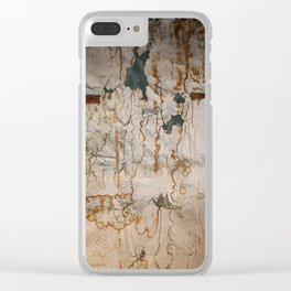 Stained Elegance Clear iPhone Case