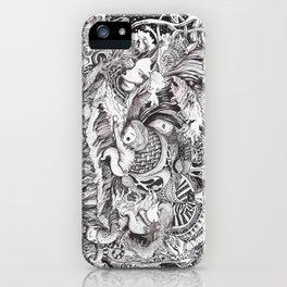Jungle Book Series iPhone Case