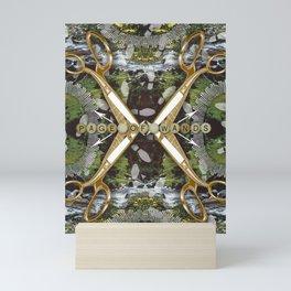 Page of Wands Mini Art Print