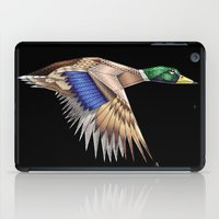 duck iPad Cases featuring Duck by AkuMimpi