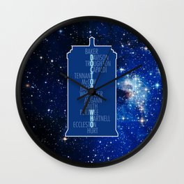 The Doctors Wall Clock