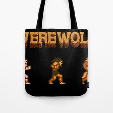 Unleash the beast- werewolf tribute Tote Bag