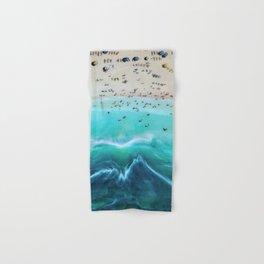 Surf Lessons Hand & Bath Towel