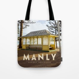 Manly Vintage Travel Style Tote Bag