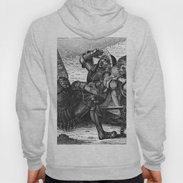 Military and Religious Life in the Middle Ages and at the Period of the Renaissance Hoody