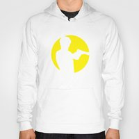 taxi driver Hoodies featuring Taxi driver quote v2 by Buby87