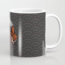 Nuclear Fish Coffee Mug