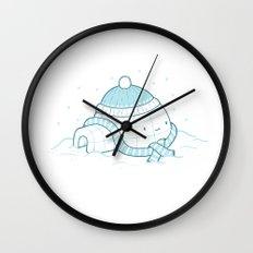 Igloo Wall Clock