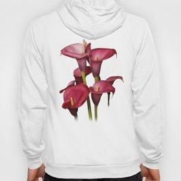 Purple Calla Lilies Hoody