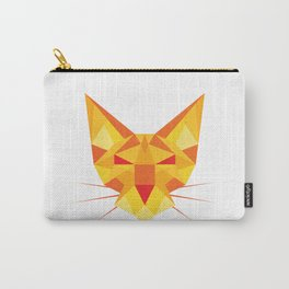 Geometricat Carry-All Pouch