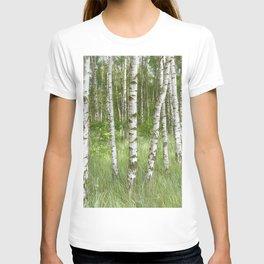 Birch Forest 66 T-shirt