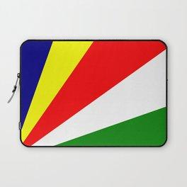 Flag of Seychelles Laptop Sleeve
