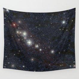Bright stars Wall Tapestry