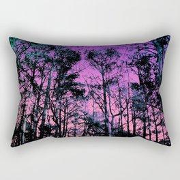 Forest (Sunset) Rectangular Pillow