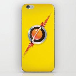 Flash's Broach iPhone Skin