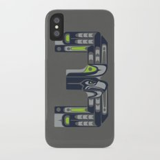 Seattle 3  Slim Case iPhone X