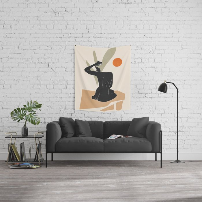 Nude Wall Tapestry