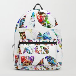 Love Dogs Backpack