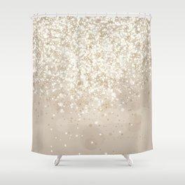 Glitteresques IV:VII Shower Curtain