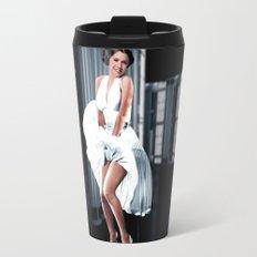 Leia as Marilyn Travel Mug