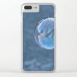 Bubble Clear iPhone Case