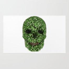 Clover Skull Rug