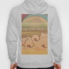 Beached Labyrinth Hoody