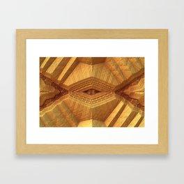 Sandstone Framed Art Print