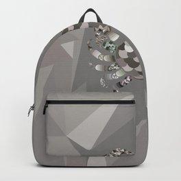 Grey crab Backpack