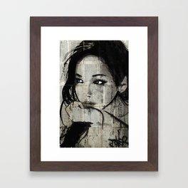 RUTH Framed Art Print