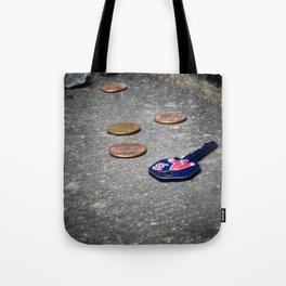 Hancock Key Tote Bag