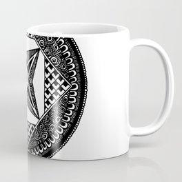 Simple Mandala Coffee Mug