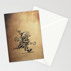Steam powered Pirate Stationery Cards