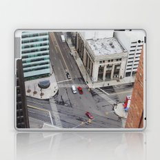 Michigan Ave & Griswold - Detroit, MI Laptop & iPad Skin